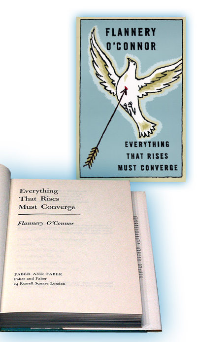 the theme of integration in everything that rises must converge by flannery oconnor